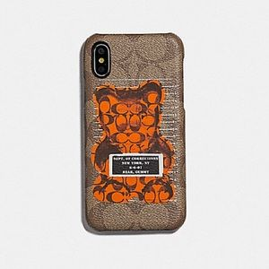 COACH iPhone X / XS Phone Case